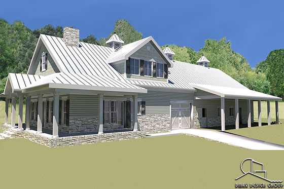 Charmant Texan Horse Barn Design Plans
