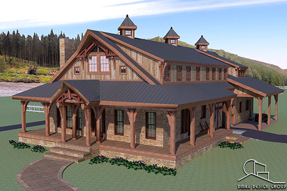Incredible Horse Barn With Living Quarters Floor Plans Dmax Design Group Download Free Architecture Designs Scobabritishbridgeorg